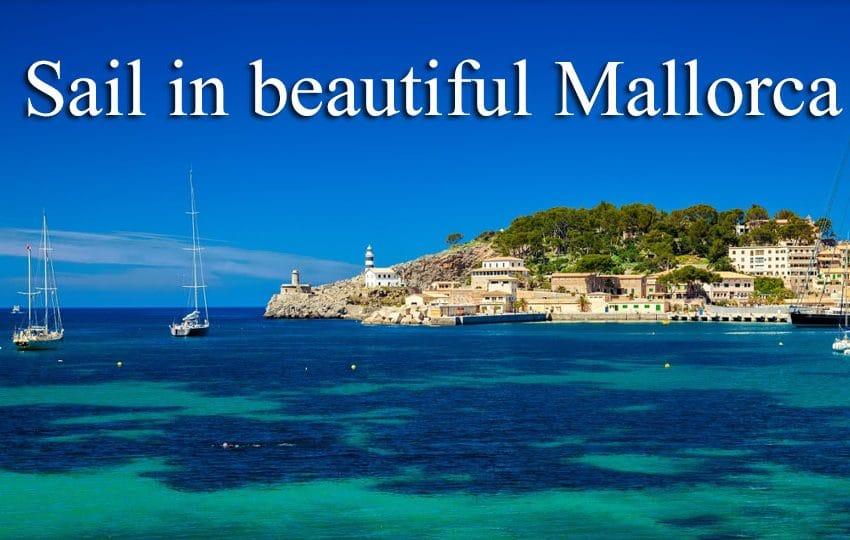 sail in mallorca