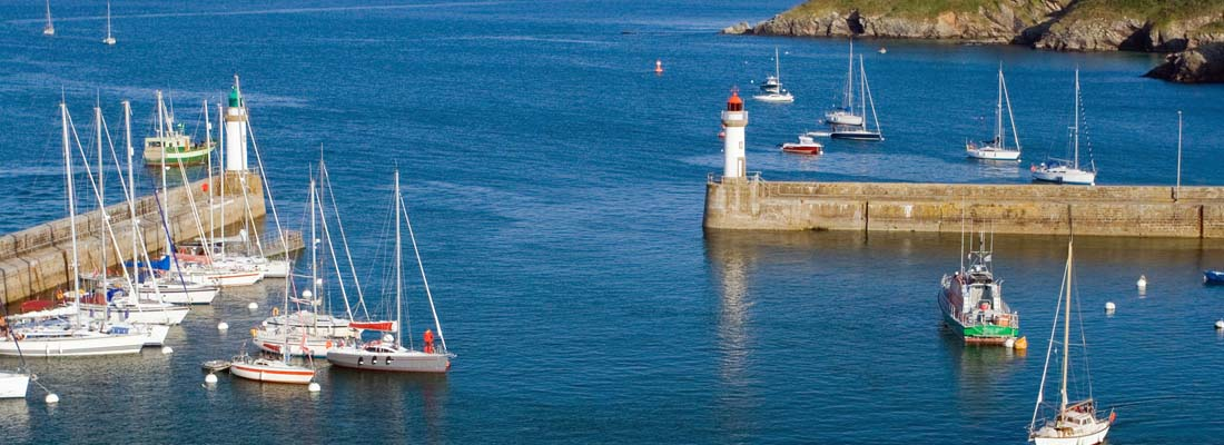 Brittany harbour