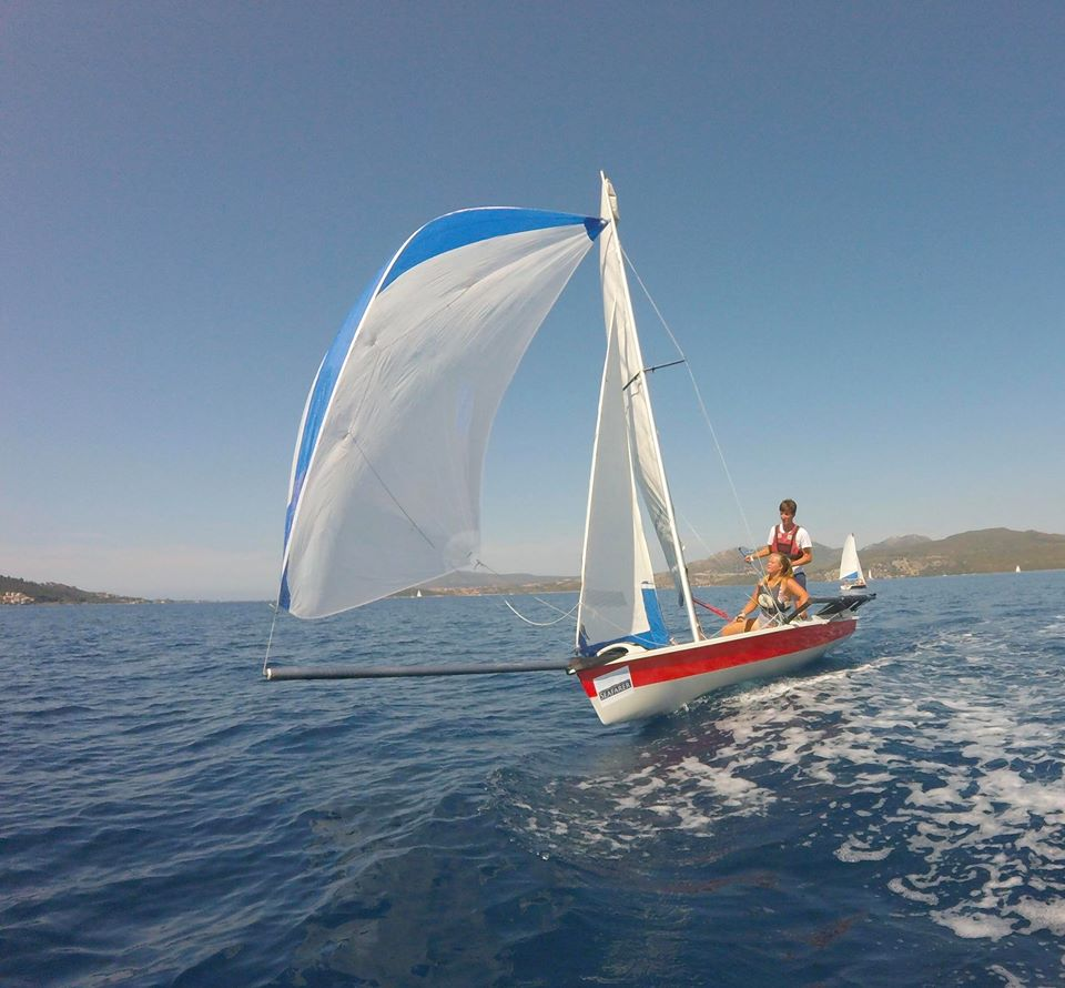 george sailing