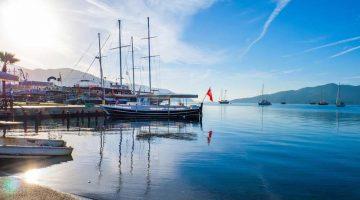 marmaris-itinerary-gulets