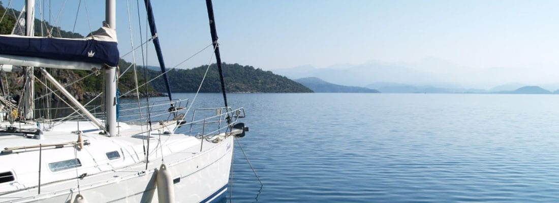 Yacht Charter in the Gulf of Fethiye