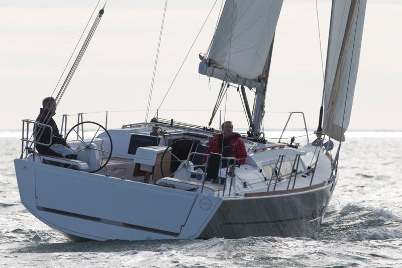 Dufour 382 Liberty Sailing