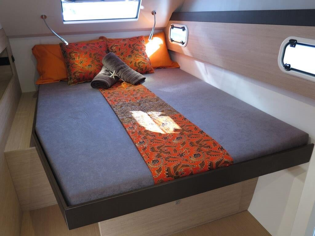 Bali 4.3 cabin