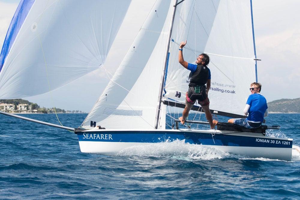 Summer Sailing Jobs - Seafarer Cruising & Sailing Holidays