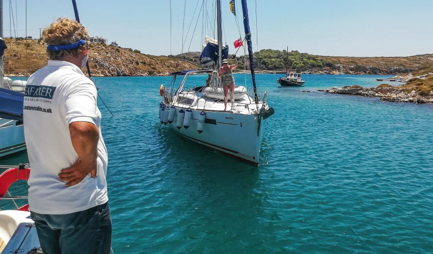Sailing For Solo Travellers