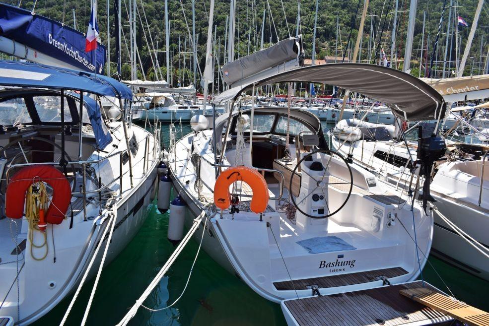 Bavaria 34 stern