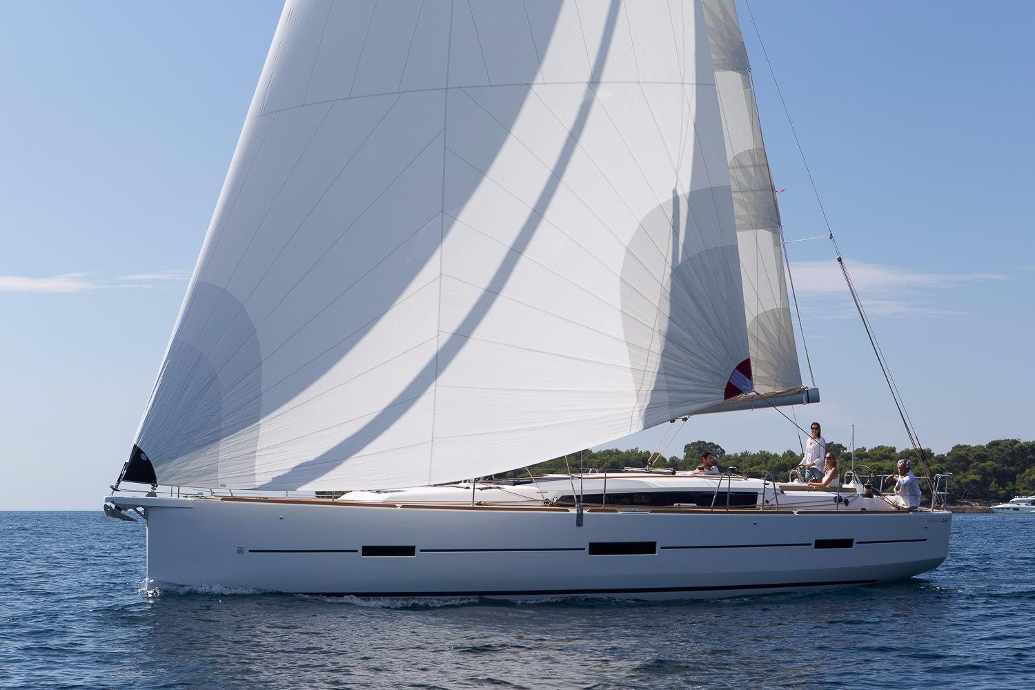 Dufour 460 GL Liberty Sailing