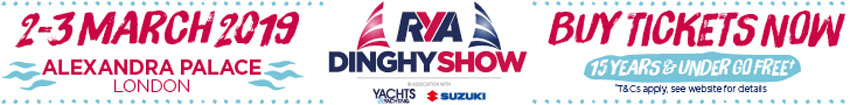 RYA Dinghy Show Tickets