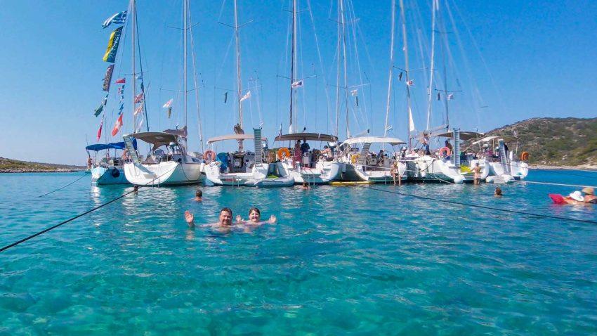 Sporades Flotilla raft