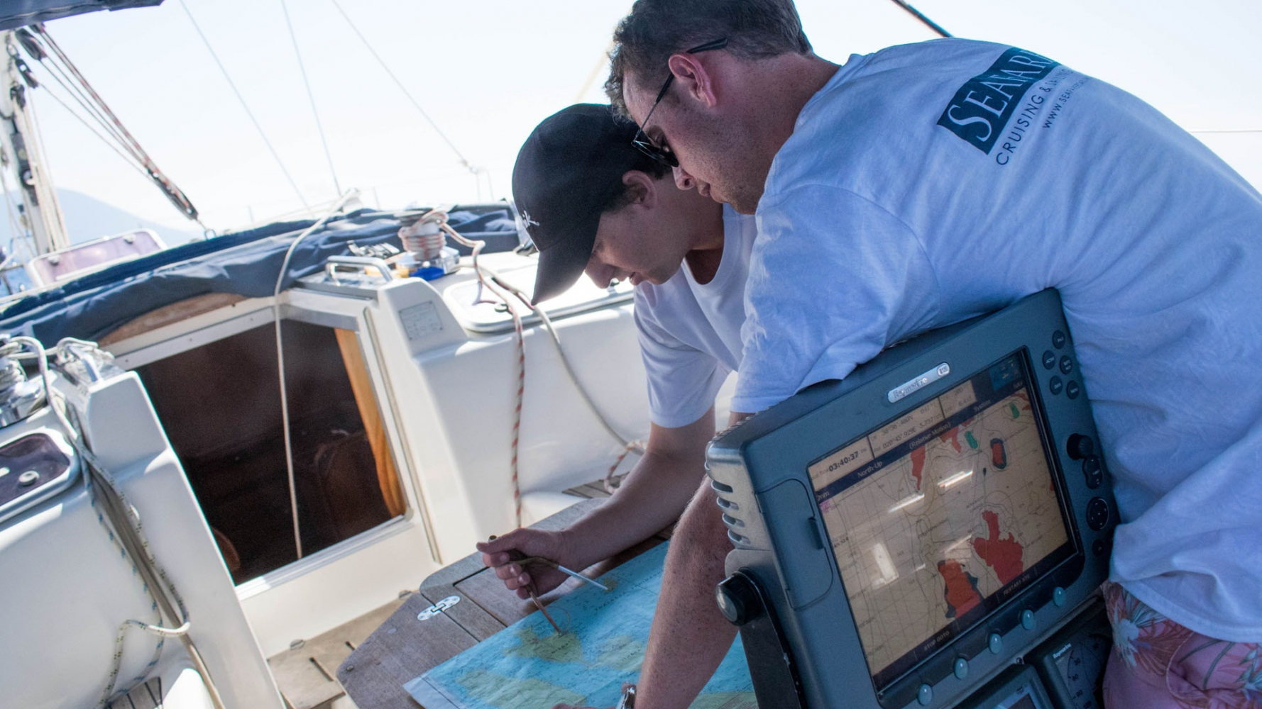 Ionian Sailing School - Learn to Sail - Seafarer Sailing Holidays