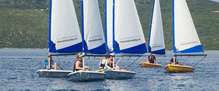 Pico Sailing Nikiana