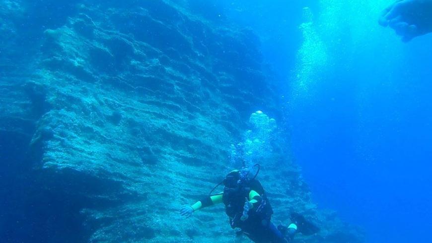 Diving Leros