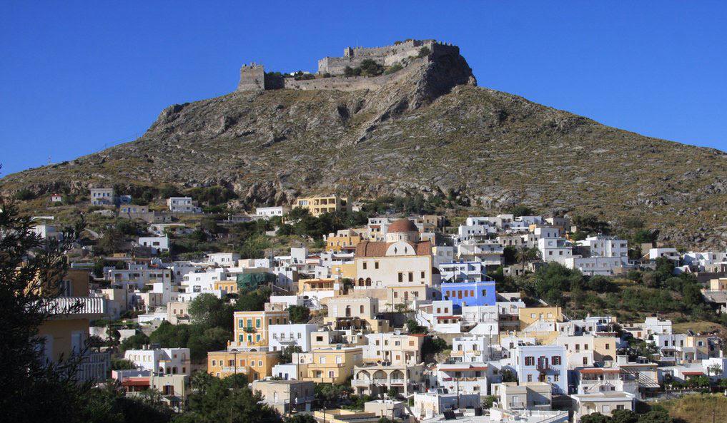 Leros Castles & Scuba Diving