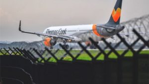 THOMAS COOK FAILURE