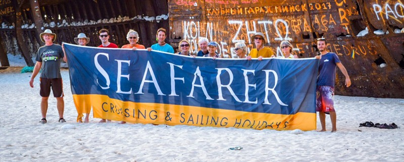 25 REASONS TO BOOK SEAFARER