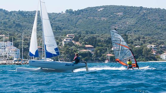 Sailing & Windsurfing
