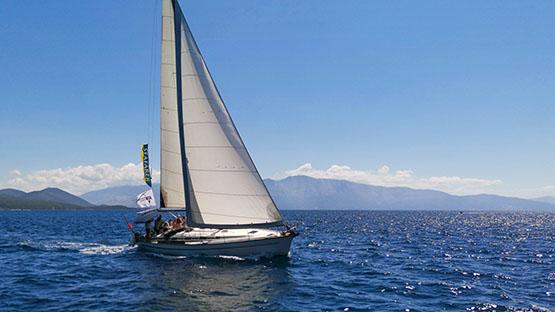 Greek Sailing School