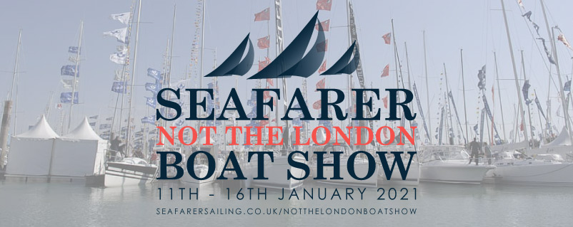Logo Not the London Boat Show