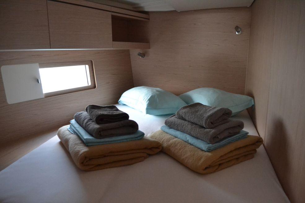 Oceanis 51.1 aft cabin